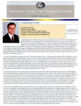 Dr. Ducic Profile