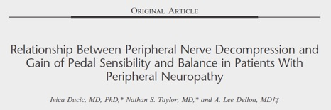 Relationship Between Peripheral Nerve Decompression