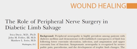 The Role of Peripheral Nerve Surgery
